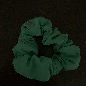 Lululemon scrunchie